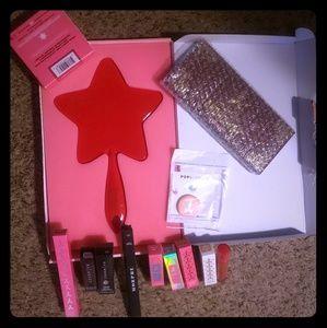 Makeup bundle with Jeffree star items